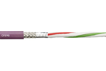 chainflex® cable de bus CF898