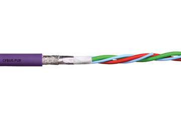 chainflex® cables de bus CFBUS.PUR